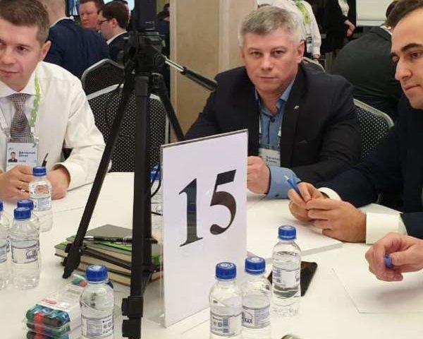 Два шахтинца приняли участие в полуфинале конкурса управленцев «Лидеры России»