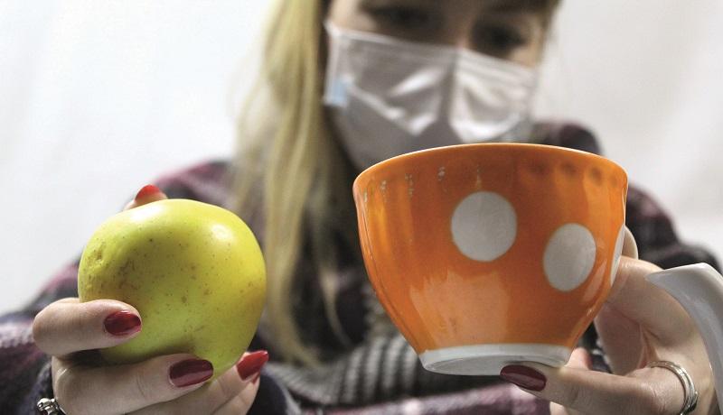 При первых признаках вирусной инфекции необходимо обратиться к врачу