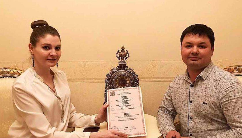 Семь пар зарегистрировали отношения 20.02.2020 в г.Шахты