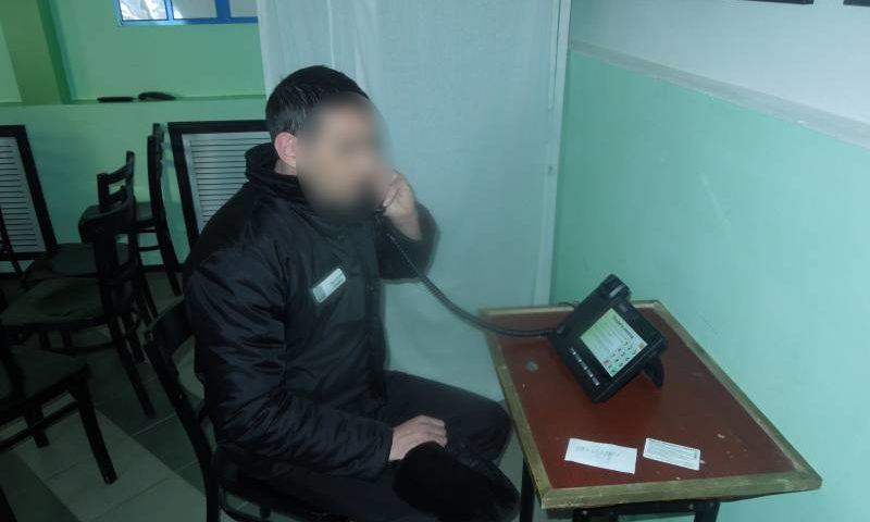 Осужденных ЛИУ-20 проконсультировали специалисты различных ведомств