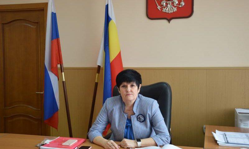 Лариса Коротун назначена председателем Шахтинского городского суда Ростовской области на шестилетний срок полномочий