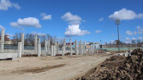 С подрядчиком реконструкции стадиона «Шахтер» расторгнут контракт