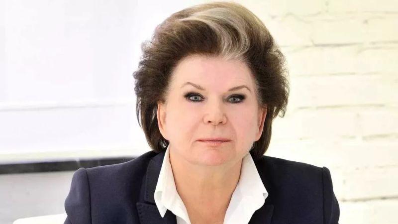 Первая женщина-космонавт Валентина Терешкова внесла предложение обнулить президентские сроки
