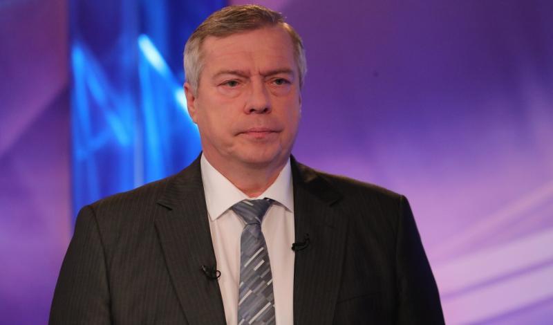Губернатор Василий Голубев обратился к жителям Дона