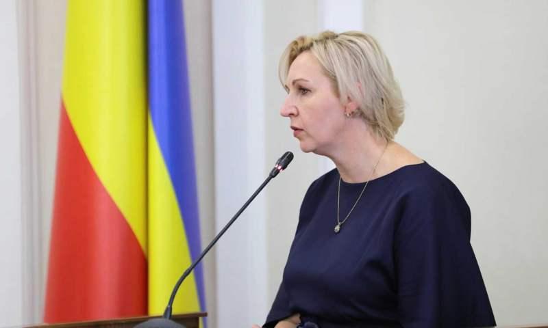 Обращение министра общего и профессионального образования Ростовской Ларисы Балиной к родителям