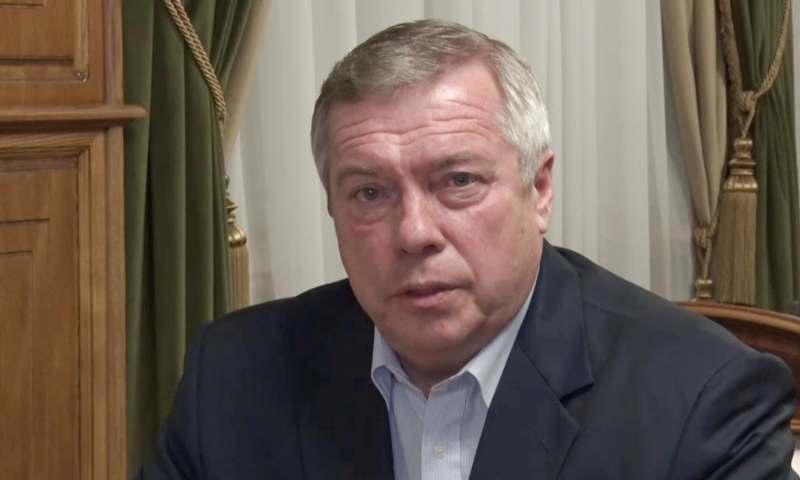 Василий Голубев: «Ростовская область переходит на самоизоляцию» (ВИДЕО)
