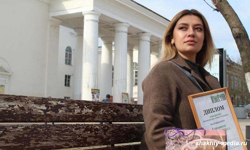 В конкурсе  «Лицо с обложки» победила артистка ансамбля «Надежда» Елизавета Кондрашова