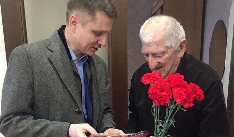 1096 шахтинцев удостоены медали «75 лет Победы в Великой Отечественной войне 1941-45 гг.»