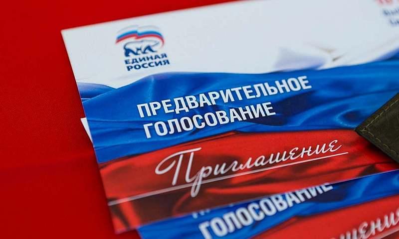 «Единая Россия» планирует провести праймериз 31 мая