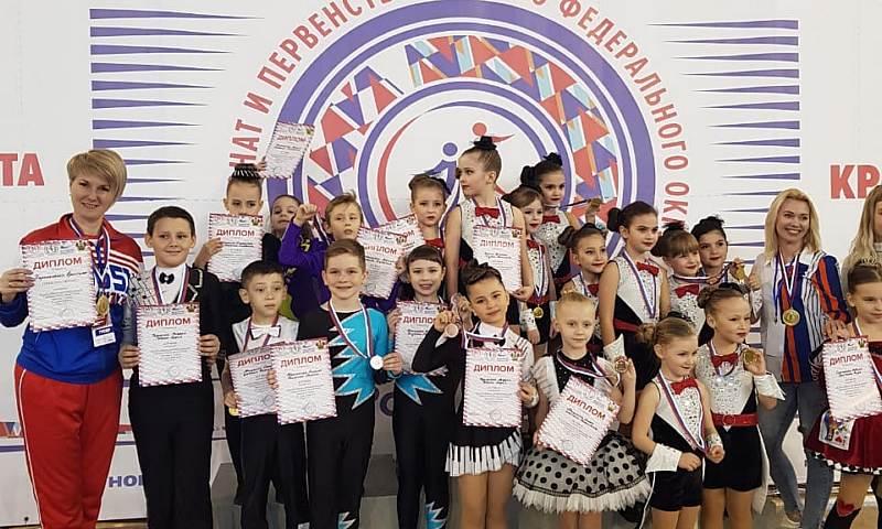 Девятью медалями пополнилась копилка сборной Шахтинской федерации  акробатического рок-н-ролла