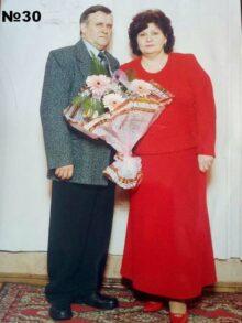 Валентина Сухова и Виктор Смехота
