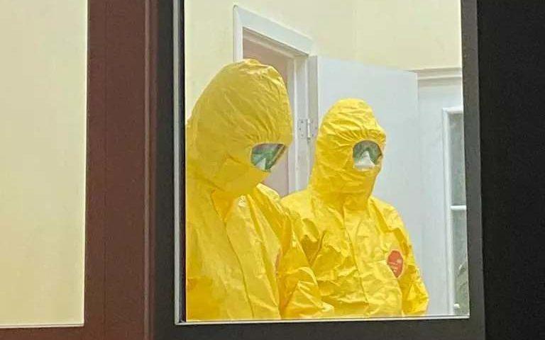 Девять человек находятся в реанимации ковидного госпиталя г.Шахты
