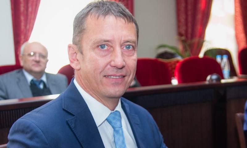 Алексей Тушминцев назначен исполняющим обязанности первого заместителя главы администрации  г. Шахты
