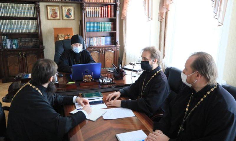 Праздничные богослужения Покровского кафедрального собора г. Шахты будут транслироваться в социальной сети «Инстаграм» и «ВКонтакте»
