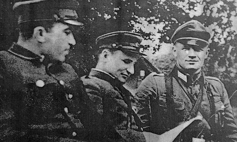 Имя Серафима Алексеева вошло в «Энциклопедию второй мировой войны»