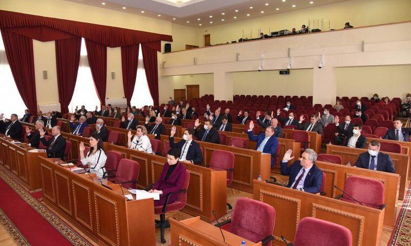 Депутаты Заксобрания одобрили предложения губернатора по социальной помощи дончанам