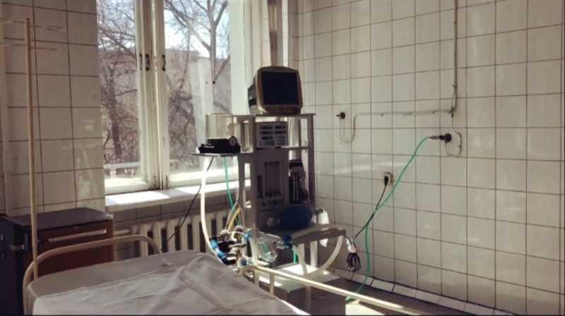 В городе Шахты в ковидном госпитале скончался 57-летний мужчина