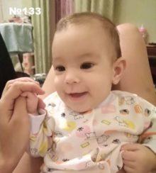 Ульяна Дубова, 6 месяцев