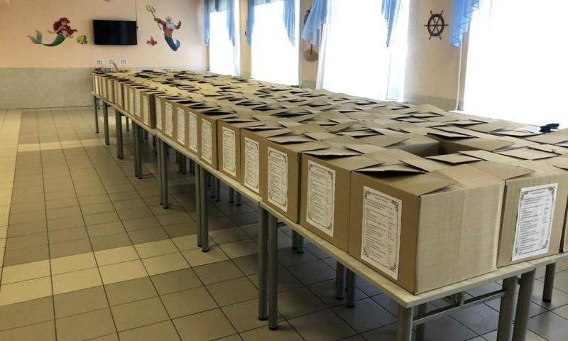 Школьники в Ростовской области снова получат продуктовые наборы