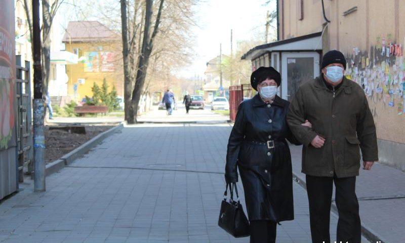 2 апреля. Фоторейд «Шахтинских известий»: как город противостоит коронавирусу