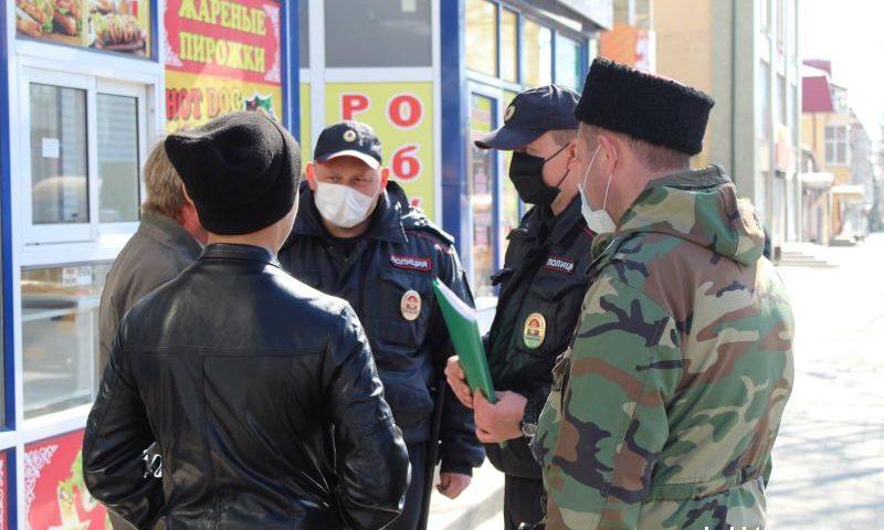 В УМВД России по г. Шахты разъяснили, какое наказание положено за несоблюдение особого режима