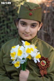 Елена Бондарева, 9 лет