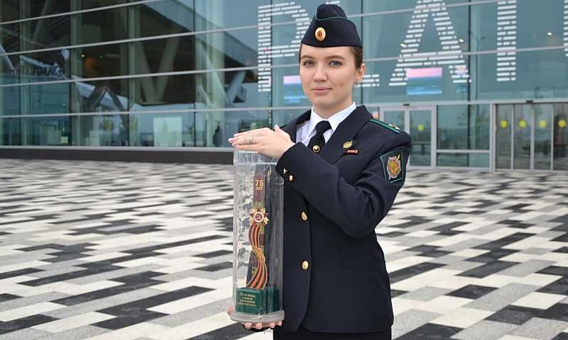 В Ростовской области прошла пограничная эстафета Победы