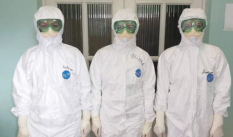 В Шахтах коронавирусом заболели два медика