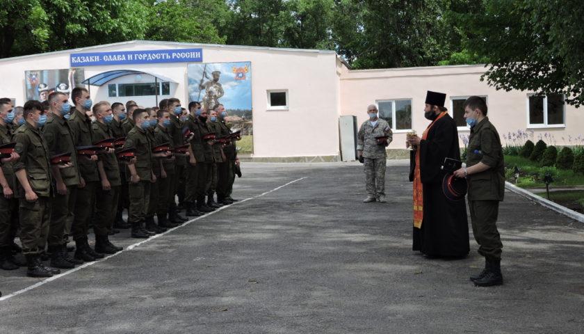 Казаки Всевеликого войска Донского вновь отправились в Москву для репетиции и участия  в параде Победы на Красной площади