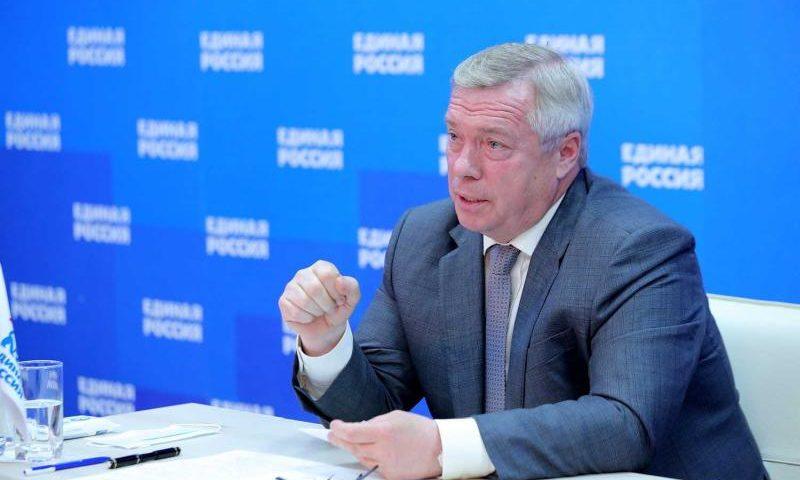 Президиум генсовета «Единой России» рекомендовал выдвинуть Василия Голубева кандидатом в губернаторы области
