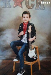 Роман,7 лет