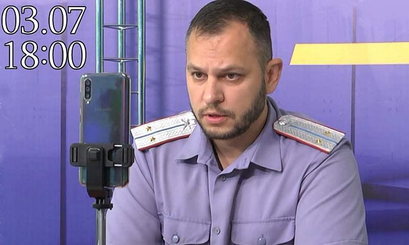 Атаман Дмитрий Суворов проведет прямой эфир в Инстаграм