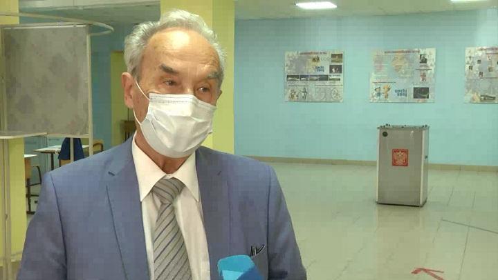 Главный сердечно-сосудистый хирург Юга России проголосовал за поправки в Конституцию