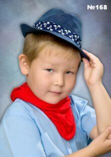 Роман Горяев, 5 лет