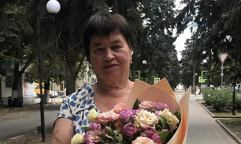 Сегодня Олимпиада Алексеева отмечает свой юбилей