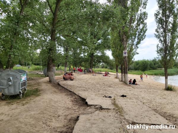 С 6 июля жителям Ростовской  области разрешается посещение пляжей