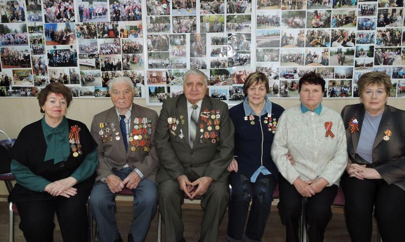 Совет ветеранов г.Шахты. Память в сердце храним