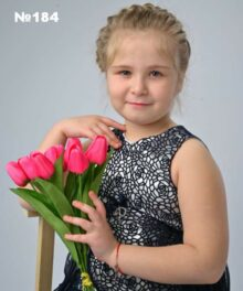 Злата Волкова, 7 лет