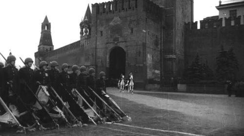 Победные хроники 1945 года