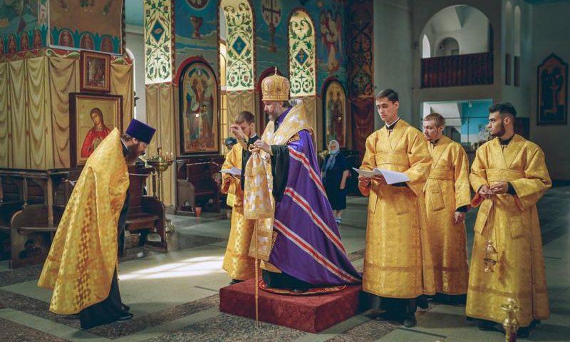 Исполнилось 9 лет со дня образования Шахтинской епархии