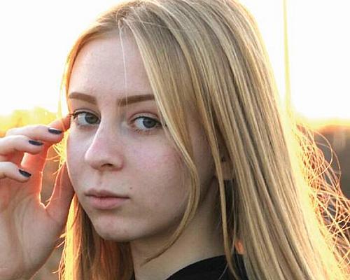 Анастасия БЛАГОРОДНОВА,  лицей №6, 9 класс: