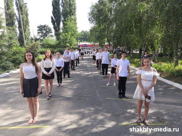 6 июля шахтинские  выпускники сдают ЕГЭ по русскому языку (фоторепортаж)
