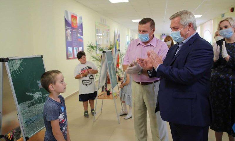 Более 37000 детей отдыхают в летних лагерях на Дону