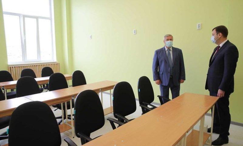 Новая школа в Таганроге откроется в этом году
