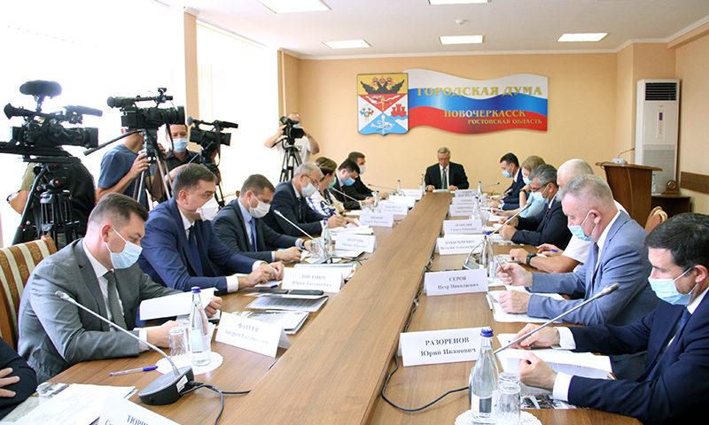 Казаки готовятся к празднованию 450-летия служения донских казаков государству Российскому