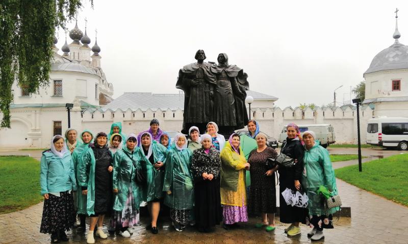 В День семьи, любви и верности участники проекта рассказывают о посещении Мурома