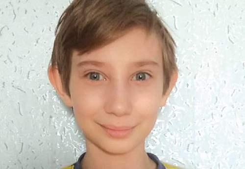 Олег Войченко, ученик четвертого класса школы №1: