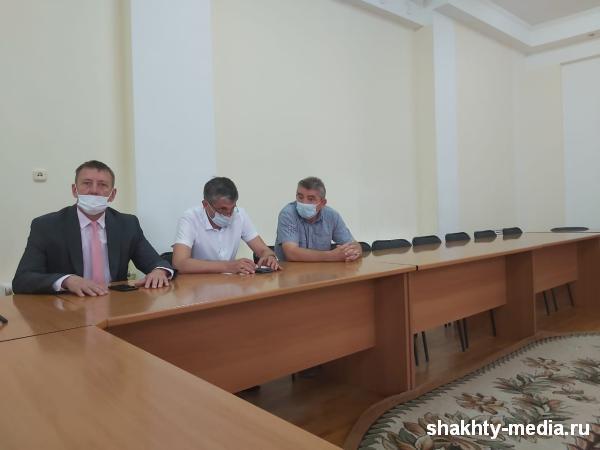 16-17 июля во всем г.Шахты будет отключена вода (подробности и видео с брифинга)
