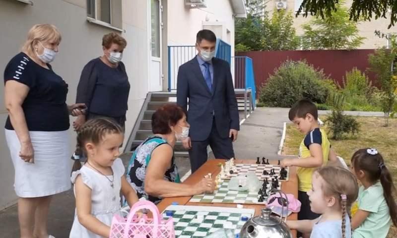 8 июня в Шахтах открылись все дошкольные учреждения