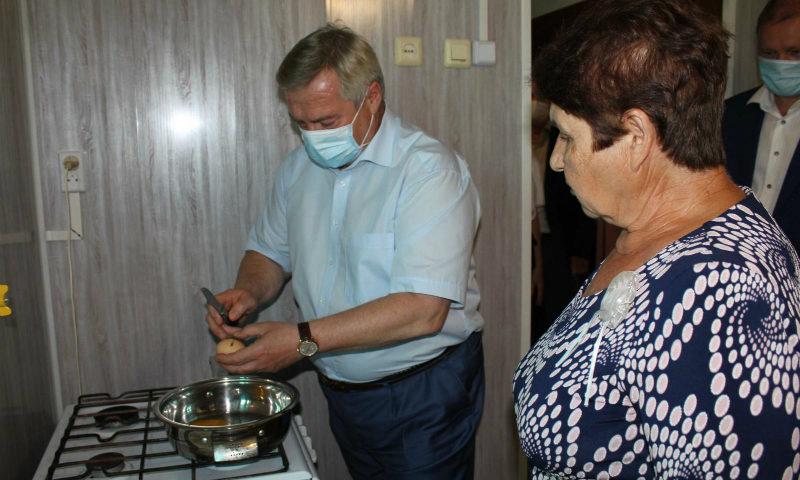 Газ пришел и в отдаленные уголки Ростовской области